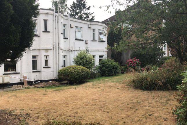 Thumbnail Maisonette to rent in Bucknalls Lane, Watford