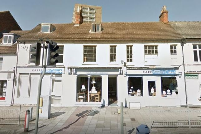 Thumbnail Restaurant/cafe to let in 87-91 Tavistock Street, Bedford, Bedfordshire