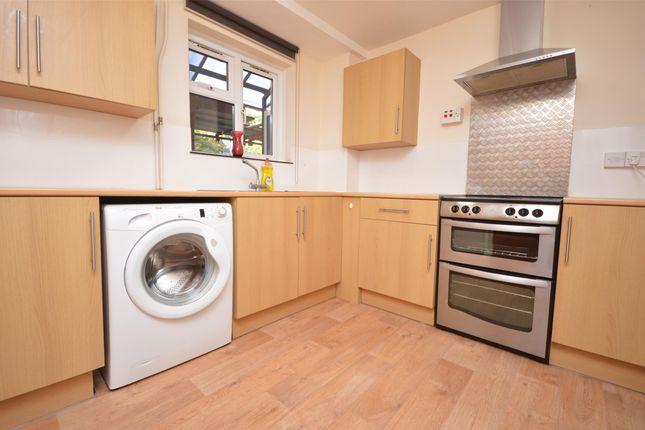 Thumbnail Maisonette to rent in Saffron Court, Snow Hill, Bath, Somerset