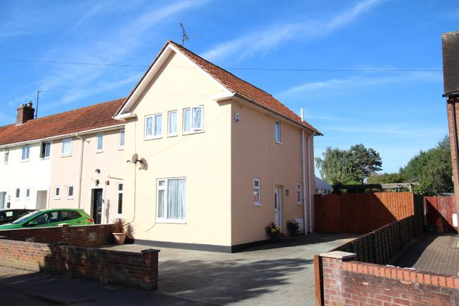 Thumbnail End terrace house for sale in Collingwood Road, Colchester, Colchester, Essex
