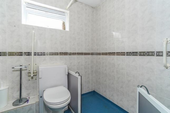 Wet Room of Little America, Plymouth, Devon PL3