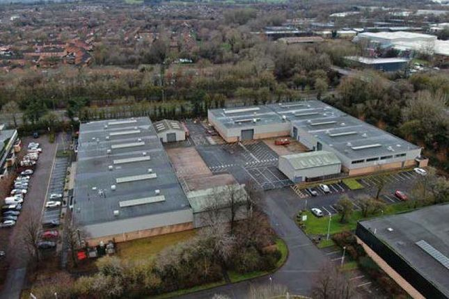 Thumbnail Industrial to let in Padgets Lane, South Moons Moat, Redditch, Worcestershire