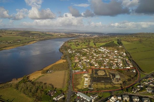 Thumbnail Land for sale in Woodside Road/Victoria Road, Londonderry, County Londonderry