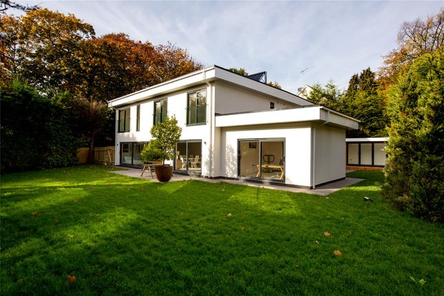 Thumbnail Detached house for sale in The Bauhaus, 3 Winchester Close, Kingston