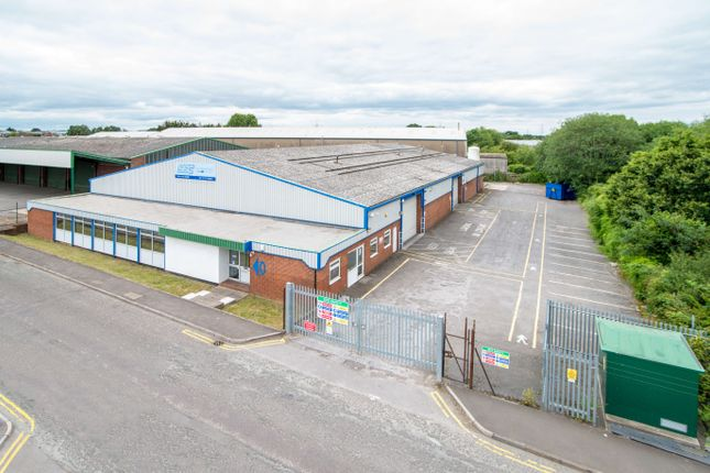 Thumbnail Industrial to let in Unit O, Stover Trading Estate, Yate