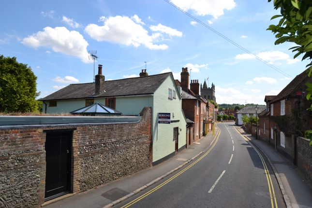 Thumbnail Detached house for sale in Church Street, Amersham