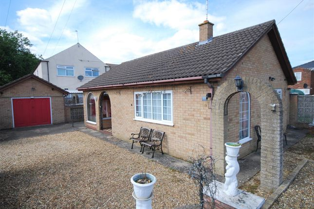 Thumbnail Detached bungalow for sale in Willow Walk, Spalding