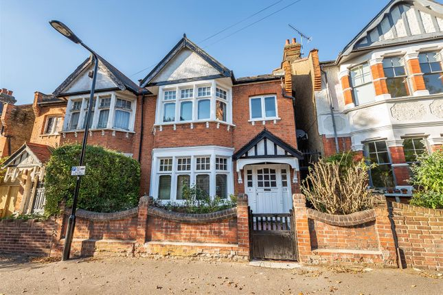 Thumbnail Semi-detached house for sale in Fulready Road, London