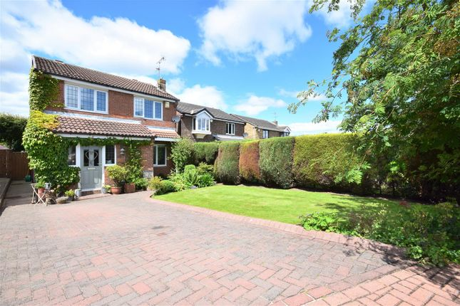 Thumbnail Detached house for sale in Meadow View, East Herrington, Sunderland