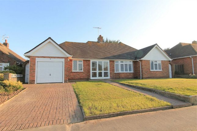 Thumbnail Detached bungalow for sale in The Mead, Bexhill On Sea, East Sussex