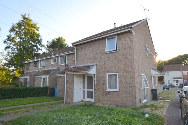 Thumbnail Mews house for sale in Bovington Close, Canford Heath, Poole