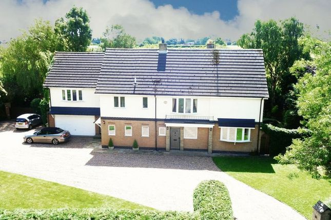 Thumbnail Detached house for sale in Great Gutter Lane, Willerby, Hull