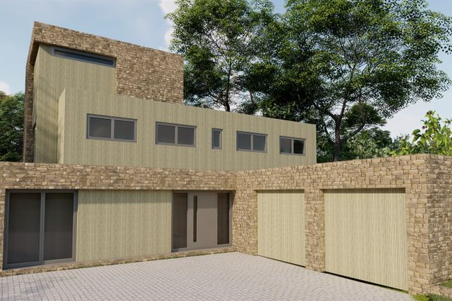 Thumbnail Detached house for sale in Burland Green Lane, Weston Underwood, Ashbourne