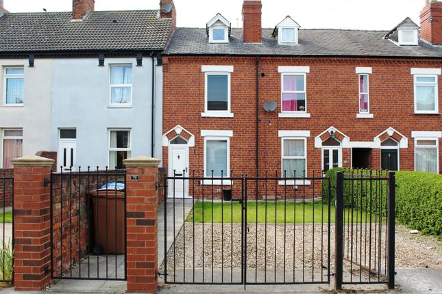 Thumbnail Terraced house to rent in Moorland Road, Old Goole