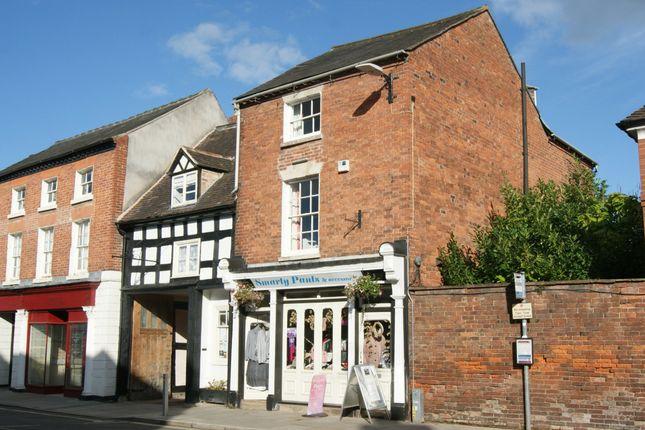 Terraced house for sale in Teme Street, Tenbury Wells WR15