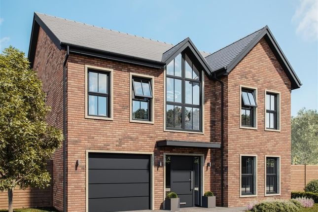Thumbnail Detached house for sale in Chantry Gate, Eccleston, St Helens