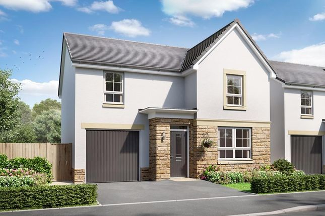 """4 bed detached house for sale in """"Dalmally"""" at Glenluce Drive, Bishopton PA7"""