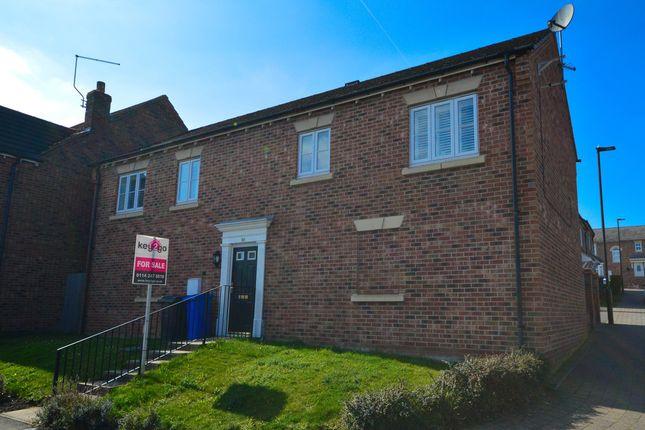 Thumbnail Flat for sale in New School Road, Mosborough, Sheffield