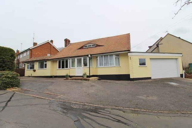 Thumbnail Detached bungalow for sale in Limewood Close, Woking