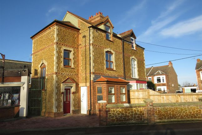 Thumbnail Semi-detached house for sale in Cromer Road, Hunstanton