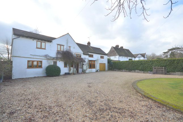 Thumbnail Detached house to rent in Hollymead Road, Chipstead, Coulsdon