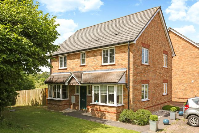 Thumbnail Detached house for sale in Lark Rise, Liphook, Hampshire