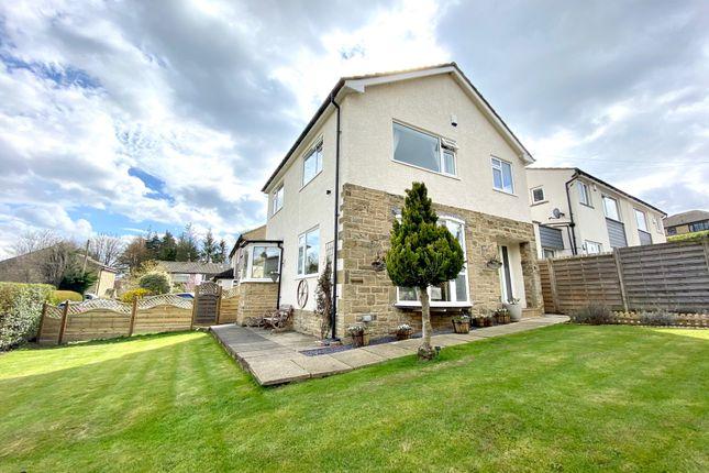 Thumbnail Detached house for sale in Long Lane, Harden, Bingley