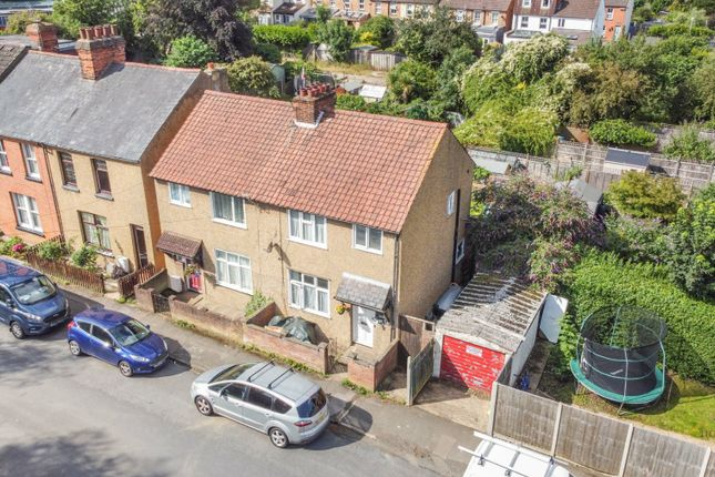 Thumbnail Detached house for sale in Burleigh Road, St Albans