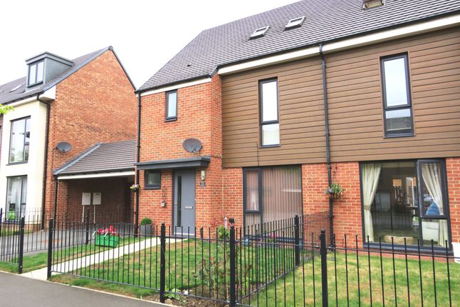 Thumbnail Semi-detached house for sale in Sculptor Crescent, Stockton-On-Tees