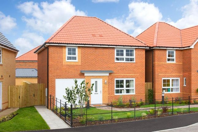 "4 bed detached house for sale in ""Windermere"" at Edward Pease Way, Darlington DL2"