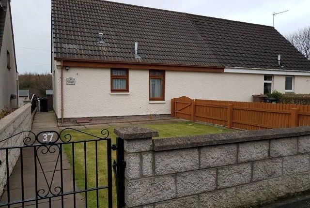 Thumbnail Semi-detached bungalow to rent in Tornashean Gardens, Dyce, Aberdeen