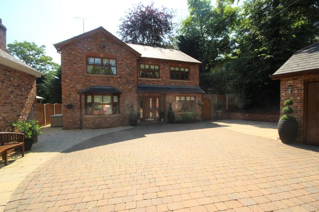Thumbnail Detached house for sale in Chatsworth Road, Worsley