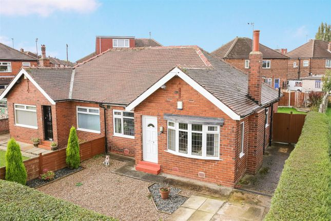 Exterior of Kelmscott Garth, Leeds LS15