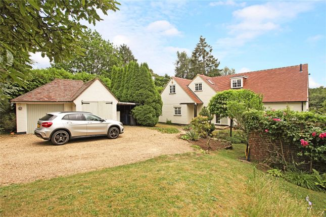 Thumbnail Detached house for sale in Farnham Road, Elstead, Godalming, Surrey