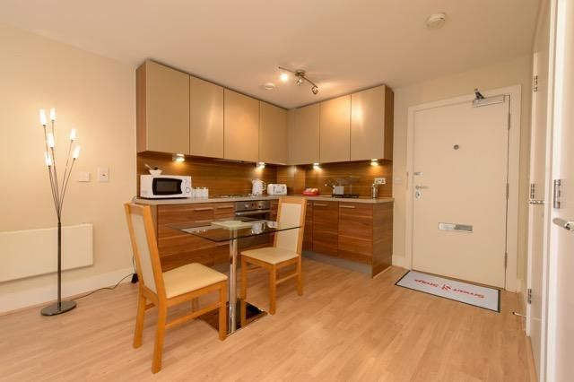 1 bed flat to rent in Alencon Link, Basingstoke RG21