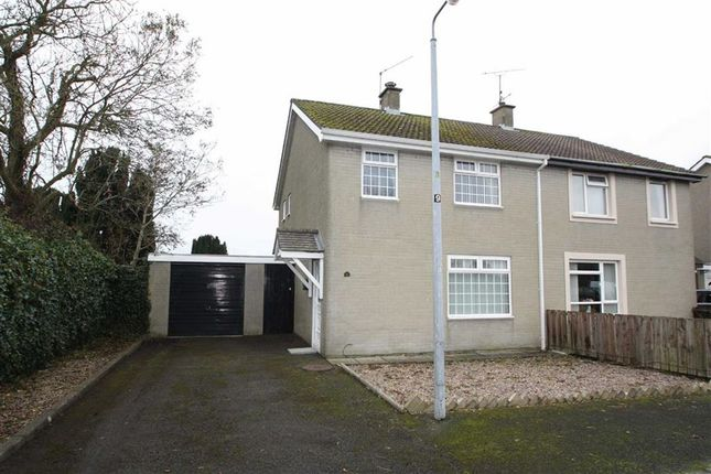 Thumbnail Terraced house to rent in Church Grove, Clough, Down