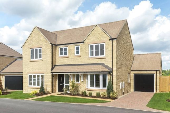 """Thumbnail Detached house for sale in """"The Osmore"""" at Woodward Lane, Long Hanborough, Witney"""