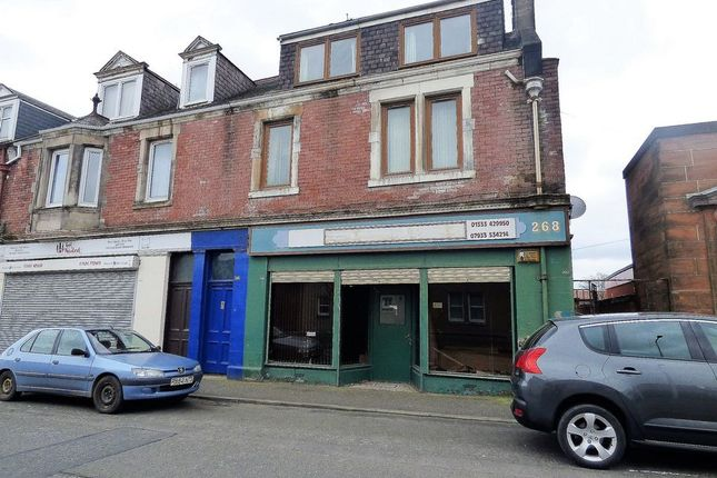 Commercial property for sale in High Street, Methil