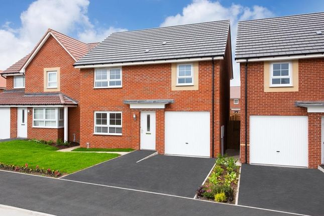 """Thumbnail Detached house for sale in """"Windermere"""" at Wheatley Hall Road, Wheatley, Doncaster"""