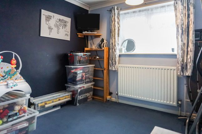Bedroom Three of Ludlow Road, Itchen, Southampton SO19