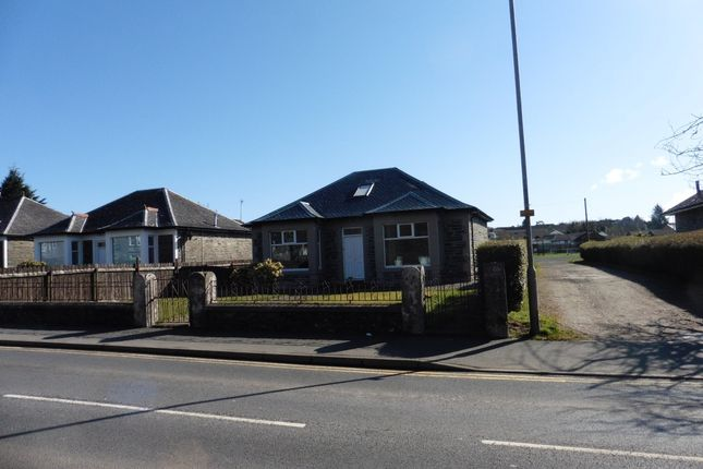 Thumbnail Detached bungalow for sale in 344 Argyll St, Dunoon