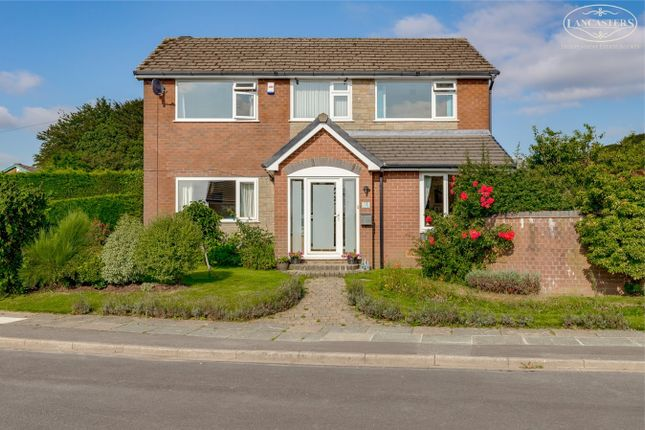 Thumbnail Detached house for sale in Mayfair, Horwich, Bolton