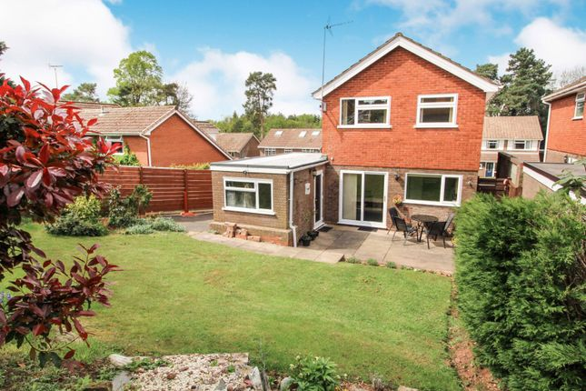 Thumbnail Detached house for sale in Northgate Close, Kidderminster