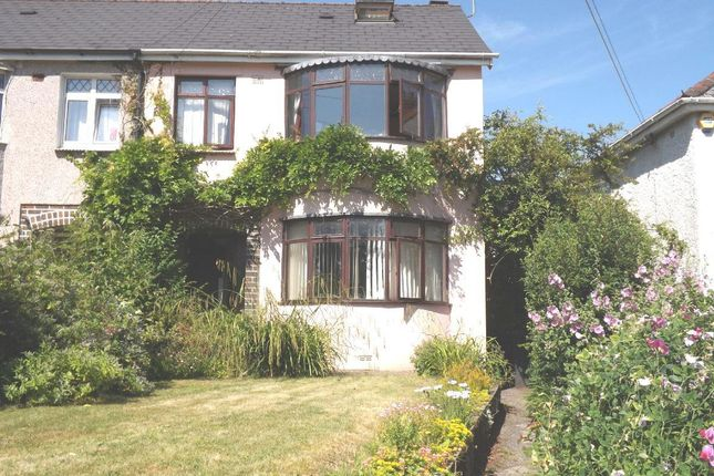 Thumbnail Property to rent in Grove Park, Pontnewydd, Cwmbran