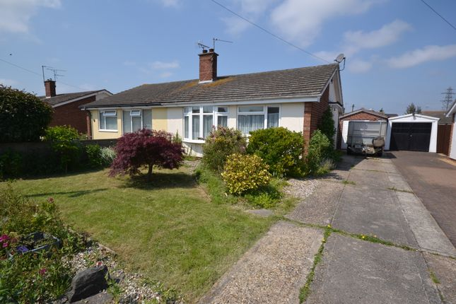 2 bed semi-detached bungalow to rent in Vine Farm Road, Wivenhoe, Colchester
