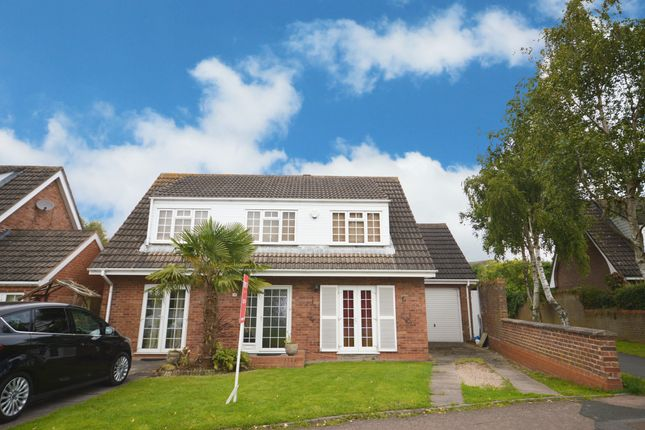 Thumbnail Detached house for sale in Stretton Road, Shirley, Solihull