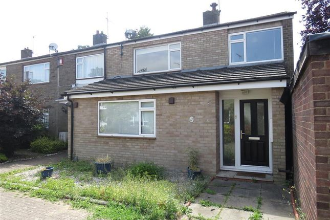 Thumbnail Property to rent in Martian Avenue, Hemel Hempstead