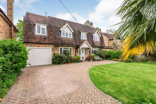 Thumbnail Detached house for sale in Knowsley Close, Maidenhead