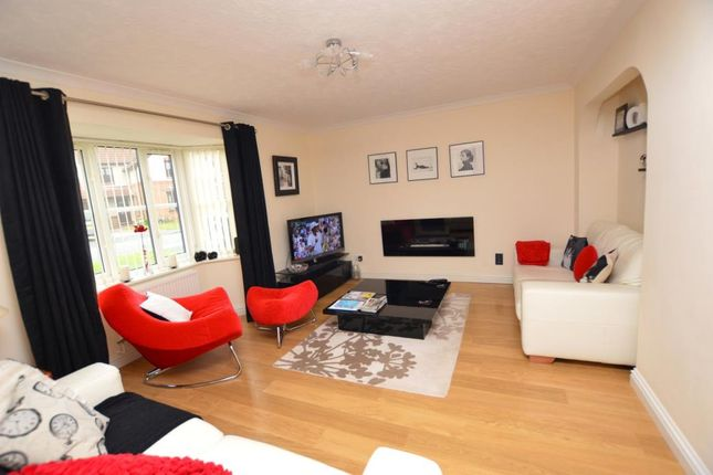 Lounge of Westmoor Close, Plymouth, Devon PL7