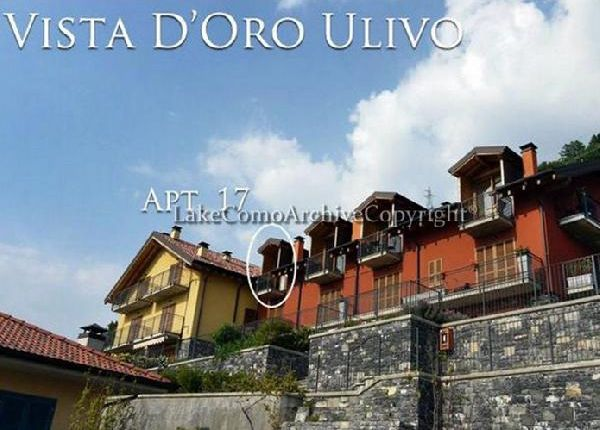 1 bed apartment for sale in Varenna (Perledo), Lake Como, Italy